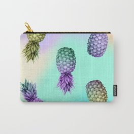 Pineapple Glow Carry-All Pouch