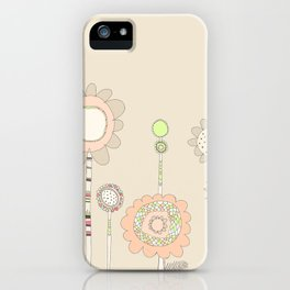 Little Daisies iPhone Case