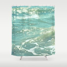 The Sea Delights Our Very Soul Shower Curtain