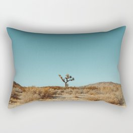 Middle of it All - Joshua Tree, Ca Rectangular Pillow