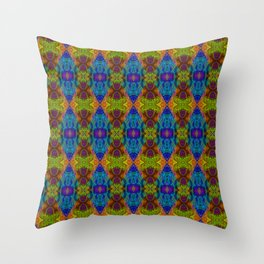 Varietile 50b (Repeating 2) Throw Pillow