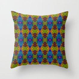 Varietile 50b (Repeating 2) Throw Pillow