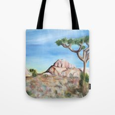 Desert Dreaming Tote Bag