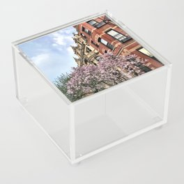 Commonwealth Avenue Charm II Acrylic Box