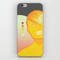 vodka iPhone & iPod Skins featuring Vodka Sunrise  by PKLdesigner