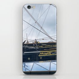 The Cutty Sark iPhone Skin