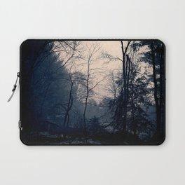 A Foggy Day Laptop Sleeve