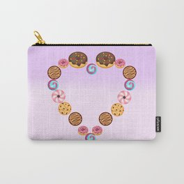 Lady's heart Carry-All Pouch