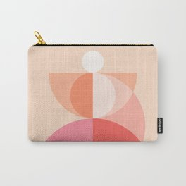Abstraction_Geometric_Circles_MInimalism_001 Carry-All Pouch