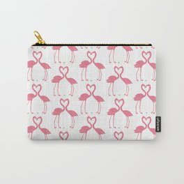 I'm Flamingoing Crazy without you Carry-All Pouch