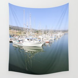 A Safe Harbor Wall Tapestry