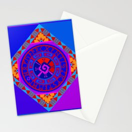 Astrological Hunab Ku Stationery Cards