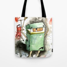 RUN! Tote Bag