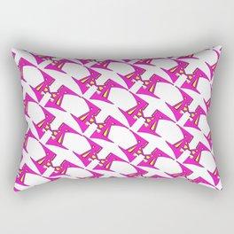 Abstract4 Rectangular Pillow