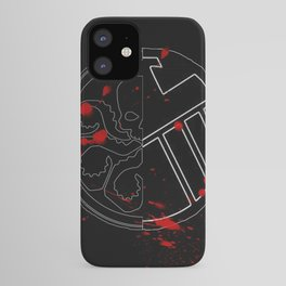 Two Sides of a Coin iPhone Case