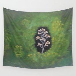 Hidden forest gem Wall Tapestry