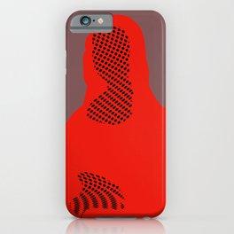 Mona, nu mach aber mal ein Punkt · 1 iPhone Case