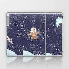 Hare, Bear & Manu  Laptop & iPad Skin
