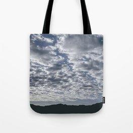 """Sunrise Horizon 3"" by Murray Bolesta! Tote Bag"