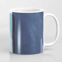 Tetra in Blue Coffee Mug