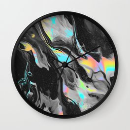 KING OF CHROME Wall Clock