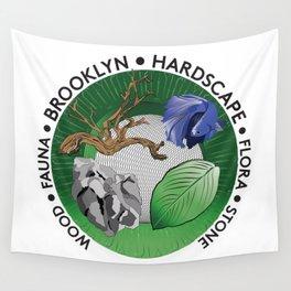 Brooklyn Hardscape Wall Tapestry