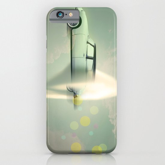 supersonic citroen iPhone & iPod Case