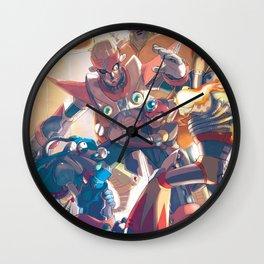 Rockman Family Wall Clock