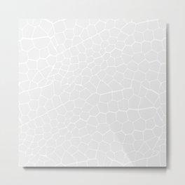 Subtle Pattern II Metal Print