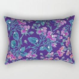 sophia roses by the sea Rectangular Pillow