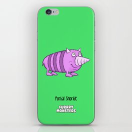 Porkal Snorkle iPhone Skin