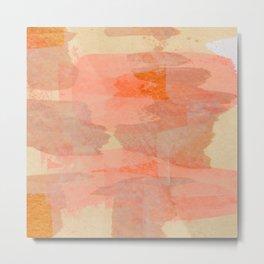 Abstract No. 507 Metal Print
