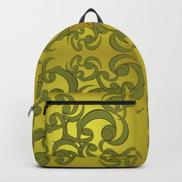 Formal Scrolls Backpack