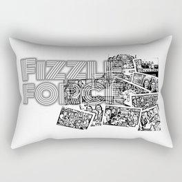 Fizzle Force Photocopy Rectangular Pillow