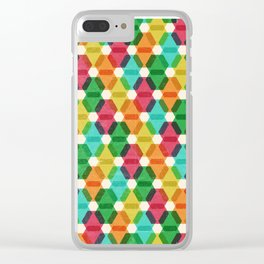 Hex Clear iPhone Case