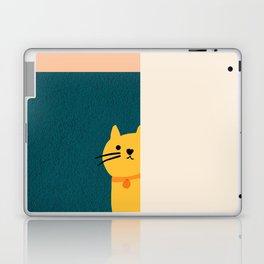 Little_Cat_Cute_Minimalism Laptop & iPad Skin