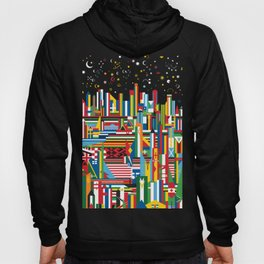 Flagscapes: World Cityscape Hoody
