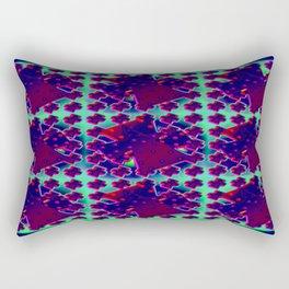 3d-after-christmas-pattern Rectangular Pillow
