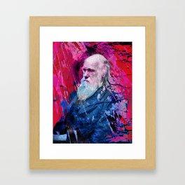 Darwin Framed Art Print