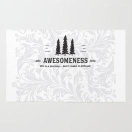 Awesomeness Rug