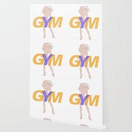 GYM Woman 4 Wallpaper