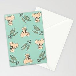 Koala Drop Bears Stationery Cards