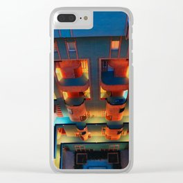 WALDEN 7 Clear iPhone Case