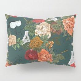 Chemistry Floral Pillow Sham