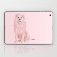 ALBINO LION Laptop & iPad Skin