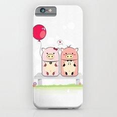 Piggie Couple Slim Case iPhone 6s