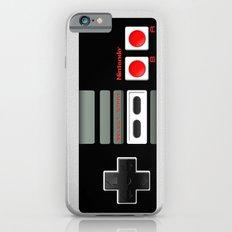 Classic retro Nintendo game controller iPhone 4 4s 5 5c, ipod, ipad, tshirt, mugs and pillow case Slim Case iPhone 6