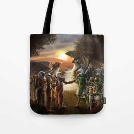 A New Alliance Tote Bag