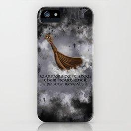 Flokie's Ship iPhone Case
