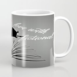 Falling Fiction (fem) Coffee Mug
